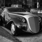 Rolls Royce Jonckheere Aerodynamic Coupe II Concept   By Ugur Sahin Design