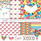 Valentine's Day Valentine Clipart - Digital Valentine's Day watercolor Clipart - Lingerie clip art bachelorette  Instant Download