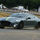 CM24 6256 Aston Martin Rapide AMR. 1000 Piece Puzzle. Aston Martin Rapide AMR, Michelin Supercar Run, First Glance, Festival of Speed   The Silver Ju.