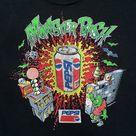 Vintage Pepsi Doritos Monster Bash Pepsi 90s Tour Promo   Etsy