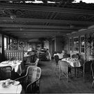 10 inch Photo. Cafe Parisien, RMS Olympic BL24990_009