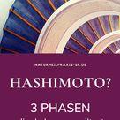 Phasen im Leben mit Hashimoto