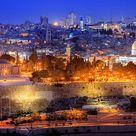 इजराइल देश का नजारा