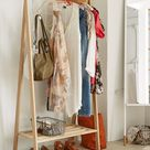 10 Freestanding Wardrobe and Clothes Racks We Love