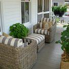 Cottage Front Porches