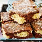 Kokos-Schokoladenkuchen vom Blech Rezept  | LECKER
