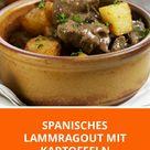 Spanisches Lammragout mit Kartoffeln