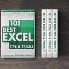 [ON SALE] 101 Microsoft Excel Tips & Tricks