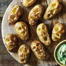 Shrunken Potato Heads | Halloween Food Ideas | Tesco Real Food