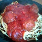 Slow Cooker Spaghetti