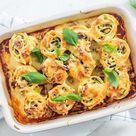 Lasagne rolletjes met pesto uit de oven   Leuke recepten