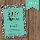 Glitter Baby Showers