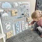 Fidget Sensory Toys,Montessory Sensory blanket,Baby Mat,Autism,Alzheimers Zipper For Special Needs,Dementia blanket,Nursing home,Quite book