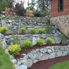 Retaining Walls   Landscape Design Construction   Anchorage AK — Green Acres Landscaping