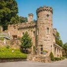 1886 Castle In Berkeley Springs West Virginia — Captivating Houses