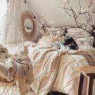 Voeg een vleugje hippie toe aan je slaapkamer