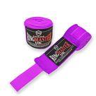 RingMaster Sports Hand Wraps - Purple / 2.5m [Kids]