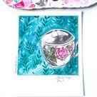 Leona's Teacup