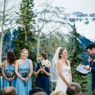 Brie and Tyler's Colorado Wedding in the Snowy Mountains By Celebrate Again - Boho Wedding Blog