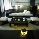 Nach Feng Shui Wohnzimmer einrichten - 50 Beispiele