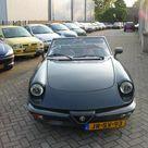 1983 Alfa Romeo Spider   1.6
