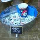 A Pirate's Life Outdoor Pool Party | Kara's Party Ideas