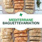 Mediterrane Baguettes
