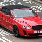 2011 Bentley Continental GT Supersports Convertible