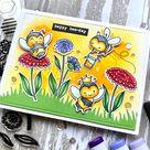 Happy Bee-day - CTD508