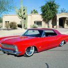 Buick Riviera 1963   1965 custom & mild custom