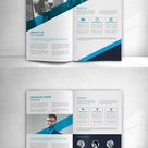 Company Profile Brochure Template / 16 Pages