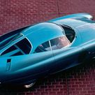 La voiture du jeudi L'Alfa Romeo BAT 7   1954   Le Blog Retrofutur   Hifi, Enceintes, Platines vinyles