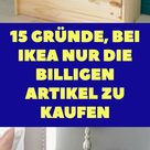 Die 15 besten IKEA Hacks für 2021