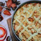Der beste Apfelkuchen der Welt mit Pudding