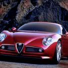 2007 Alfa Romeo 8C Competizione  Top Speed