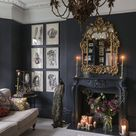 Indigo Blue Paint Colors, Interiors & Accents - Hello Lovely