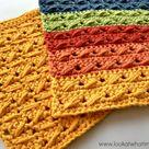Crochet Cable Stitch