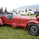 Photographs of the 1931 Alfa Romeo 8C 2300. LeMans Spider. Coachwork by Zagato. Pebble Beach Concours d'Elegance. An image gallery of the 1931 Alfa Romeo 8C...