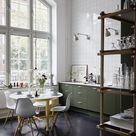 Interior Crush Green Kitchens   traumzuhause