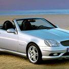 2001 Mercedes Benz SLK 32 AMG Image