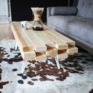 Tisch selber bauen - über 80 kreative Vorschläge! - Archzine.net