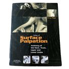 Surface Palpation Anatomy Atlas by Tixa Second Edition Softcover Textbook  | eBay