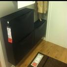 Ikea Shoe Storage