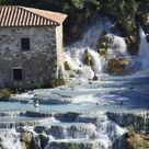 Cascate del Mulino Cascate del Mulino Saturnia Cascate del Mulino Saturnia Maremma Cascate del Mulino Saturnia Tuscany Cascate del Mulino Saturnia Maremma Tuscany