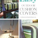 Sew Easy Outdoor Cushion Covers   Confessions of a Serial Do-it-Yourselfer