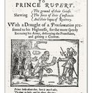 30cm Photo. The Catholics Petition to Prince Rupert (1619-82)