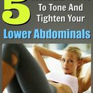 Lower Abdominal Workout