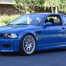 This 16k Mile, Manual 2003 BMW M3 E46 Is Stunning, But It's Already Passed The $52k Mark   Carscoops