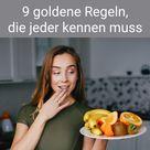 Gesunde Ernährung zum Abnehmen   9 Regeln