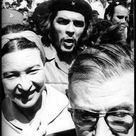 Incredible Candid Photos of Jean-Paul Sartre and Simone de Beauvoir in Cuba